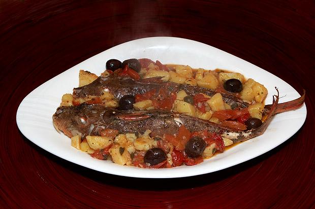 Ricetta Gallinella In Guazzetto – Pollame