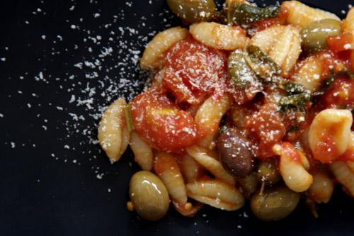 Ricetta Gnocchetti Sardi Al Pomodoro – Primo