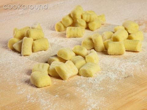Ricetta Gnocchi Di Patate (2) – Primo