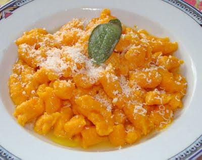 Ricetta Gnocchi Di Zucca (11) – Primo