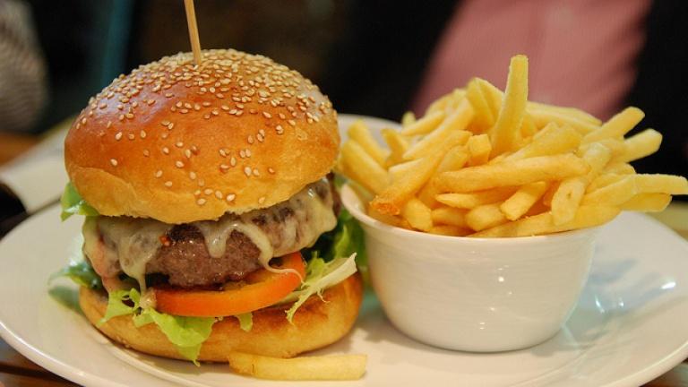 Ricetta Hamburger Casalinghi – Carne