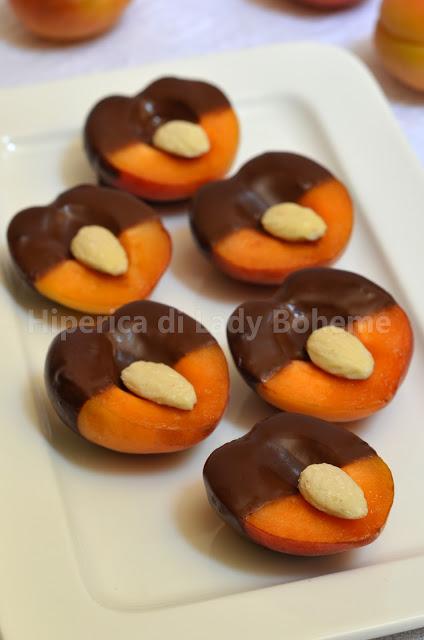 Ricetta Albicocche Royal – Dessert