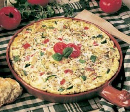Ricetta Frittata Al Tonno (2) – Contorno