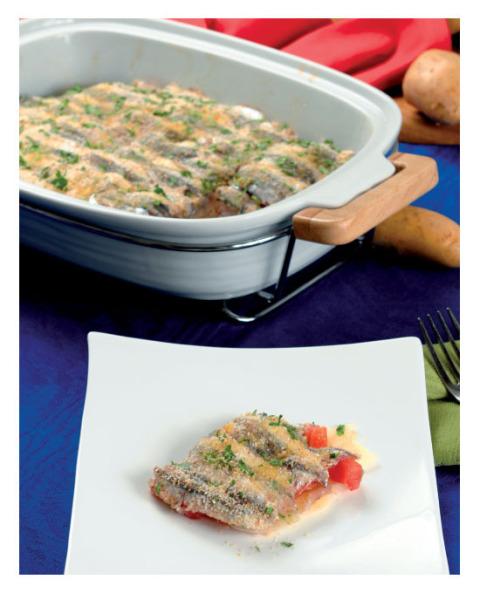 Ricetta Sardine In Teglia – Pesce