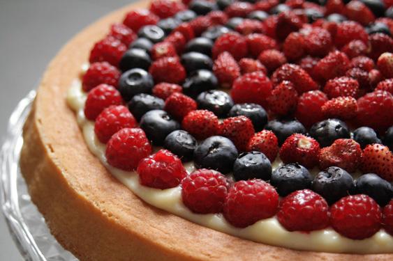 Ricetta Crostata Ai Frutti Di Bosco – Dessert