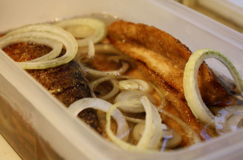 Ricetta Stegt Sild I Eddike – Pesce