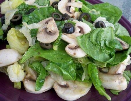 Ricetta Funghi In Insalata (3) – Contorno