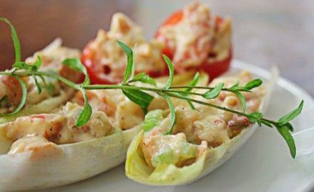 Ricetta Antipasto Di Gamberetti (2) – Antipasto