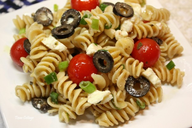 Ricetta Tagliolini In Insalata – Primo