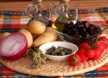 Ricetta Bruschetta Pantesca – Antipasto