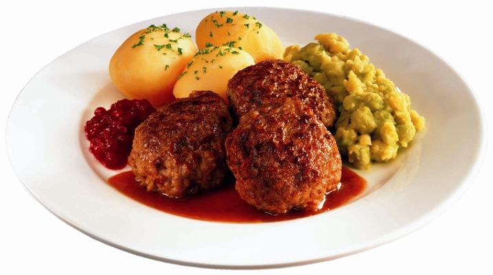 Ricetta Kjottkaker – Carne