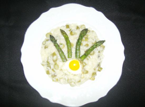 Ricetta Riso All'arneis Con Asparagi – Primo