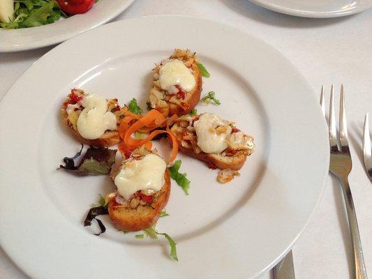 Ricetta Pie Al Prosciutto – Antipasto