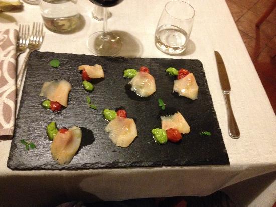 Ricetta Zuppa Di Salmerini – Pesce
