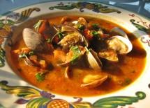 Ricetta Zuppa Di Vongole – Pesce