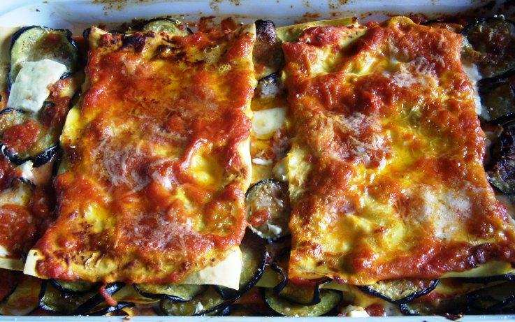 Ricetta Lasagne Alle Melanzane – Primo