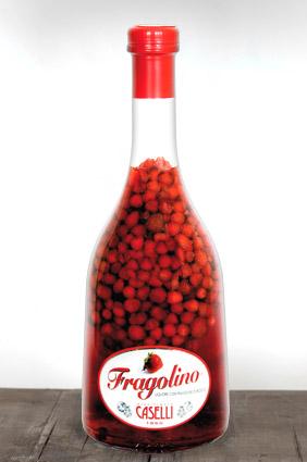 Ricetta Liquore Di Fragoline Di Bosco – Bevande