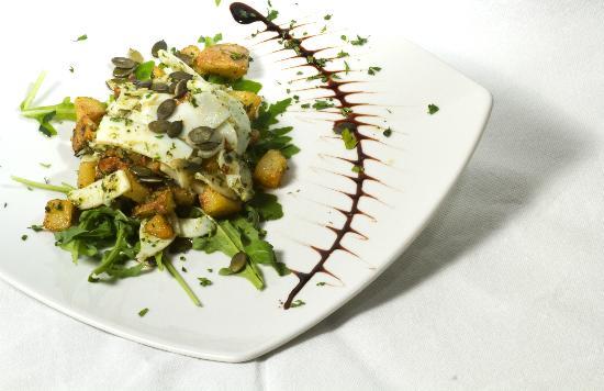 Ricetta Scottata Alla Rucola – Carne