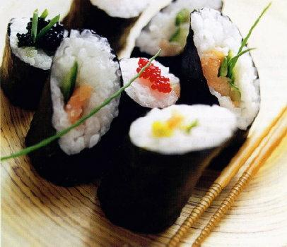 Ricetta Makizushi – Pesce
