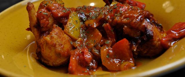 Ricetta Pollo Alla Ciociara – Pollame