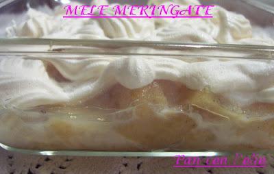 Ricetta Mele Meringate (2) – Dessert