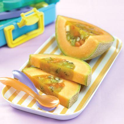 Ricetta Melone Farcito – Dessert