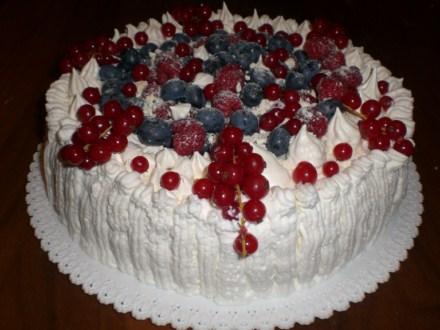 Ricetta Meringata Di Frutta – Dessert