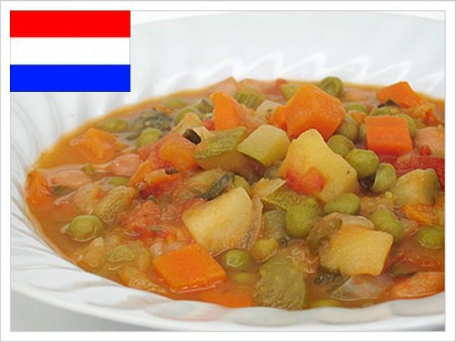 Ricetta Minestra Olandese – Primo