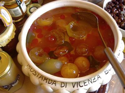 Ricetta Mostarda Di Cremona – Salsa