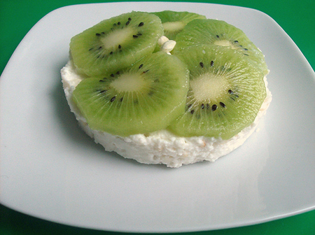 Ricetta Mousse Di Ricotta E Kiwi – Dessert