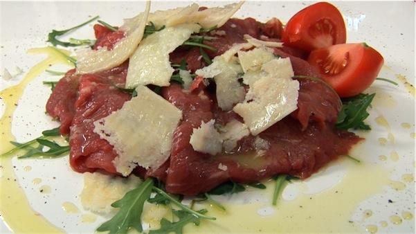 Ricetta Carpaccio Di Carne (2) – Carne