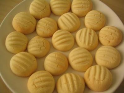 Ricetta Biscottini Alla Vaniglia – Dessert