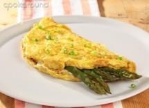 Ricetta Omelette Agli Asparagi – Antipasto