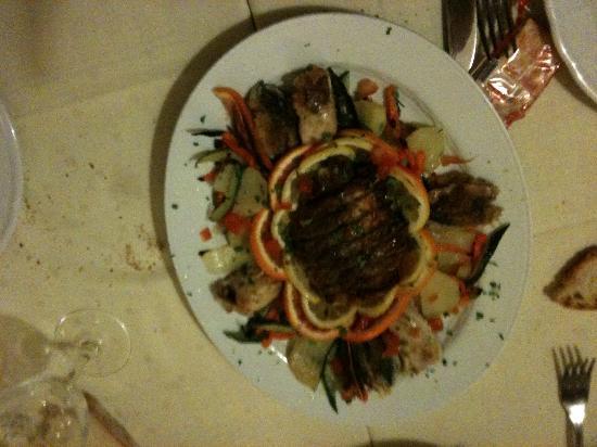 Ricetta Pagelli Ripieni – Pesce