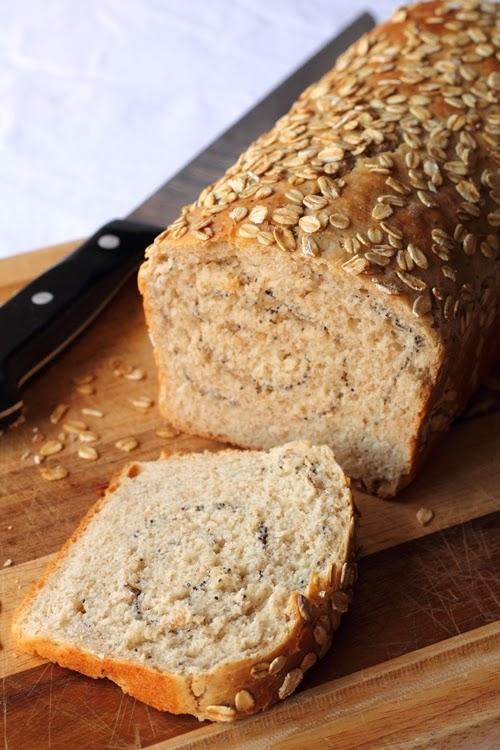 Come fare il pane fatto in casa con farina di kamut