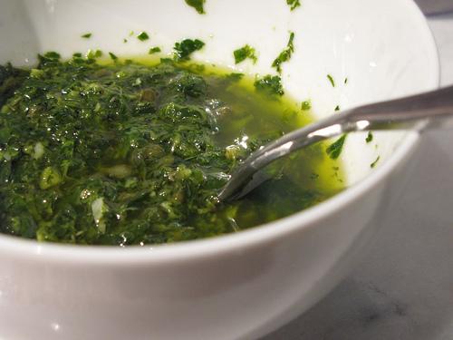 Ricetta Pappardelle In Salsa Verde – Primo