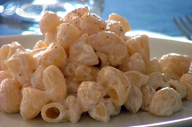 Ricetta Spaghetti Alla Ricotta (2) – Primo