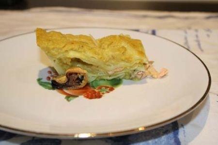Ricetta Pasticcio Di Pasta E Pesce – Primo