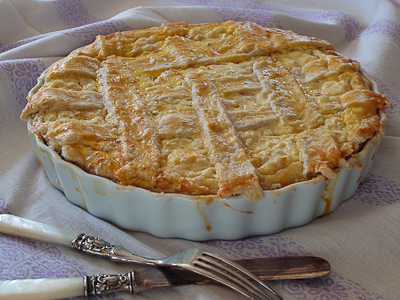 Ricetta Pastiera (2) – Dessert
