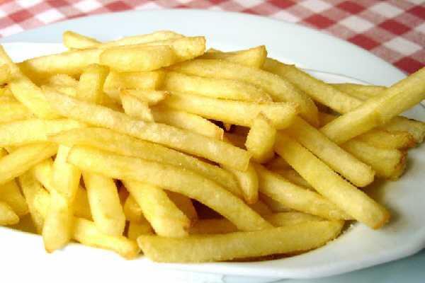 Ricetta Patatine Fritte – Contorno
