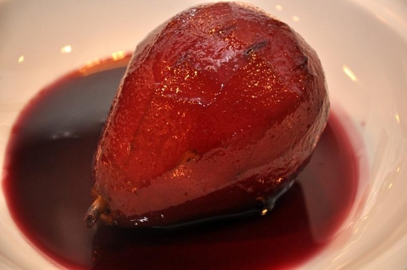 Ricetta Pere Al Vino Rosso – Dessert