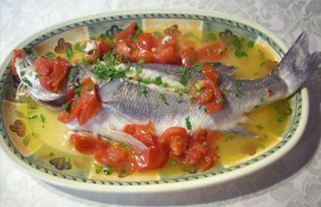 Ricetta Dentice All'acqua Pazza – Pesce
