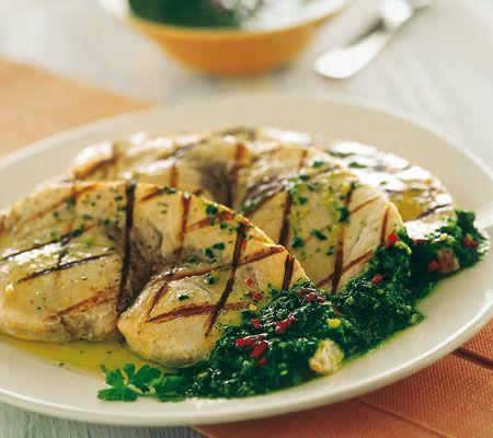 Ricetta Pesce Al Basilico – Pesce