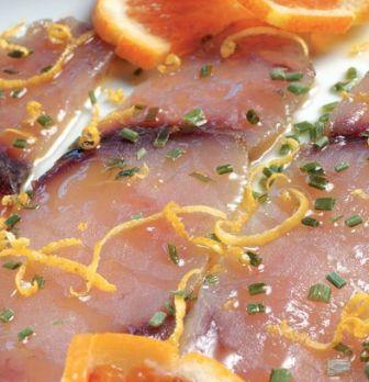 Ricetta Pesce Spada Marinato (2) – Pesce
