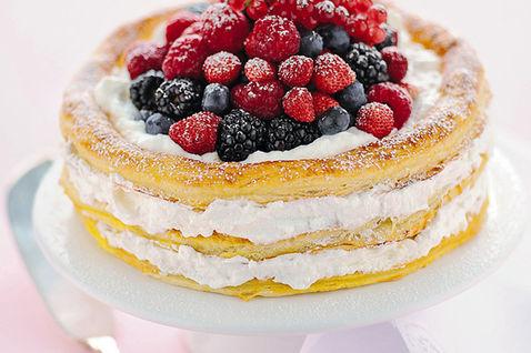 Ricetta Sfogliata Ai Frutti Di Bosco – Dessert