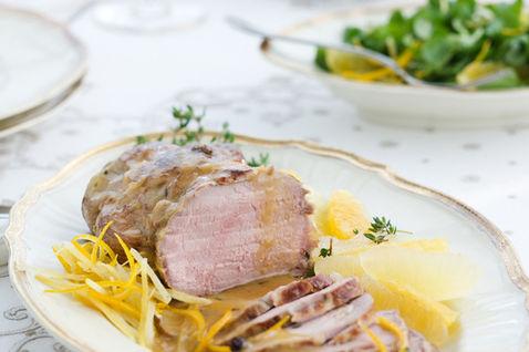 Ricetta Arrosto Al Limone – Carne