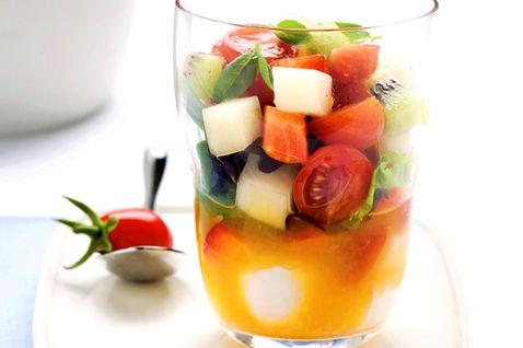 Ricetta Cocktail Di Frutta (3) – Dessert