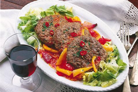 Ricetta Hamburger Piccanti – Carne
