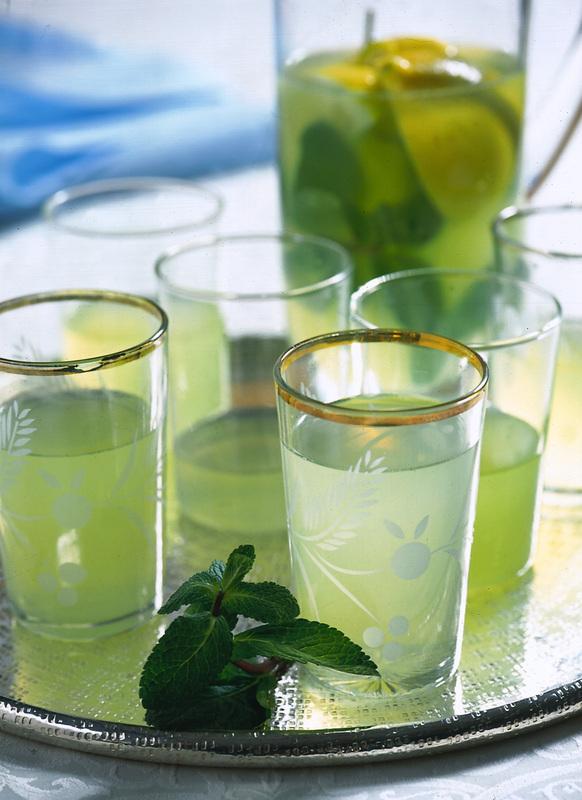 Ricetta Limonata Alla Menta – Bevande