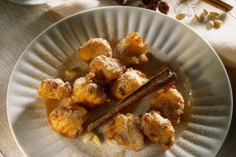 Ricetta Frittelle Alla Cannella (2) – Dessert